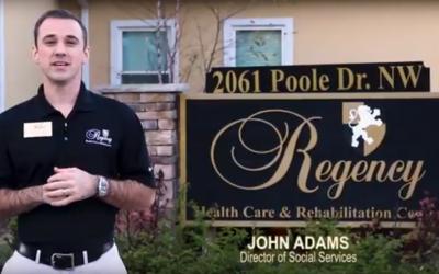Regency Health Care and Rehabilitation Center Huntsville, AL Will Help You Reach Your Goals