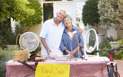 Decluttering Tips for Seniors & Their Families When Downsizing