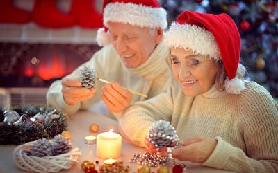 6 Ways Seniors and Their Family Can Have the Happiest of Holidays