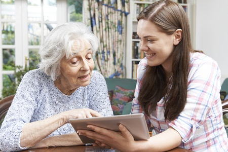 How Bridging the Intergenerational Gap Can Benefit Health