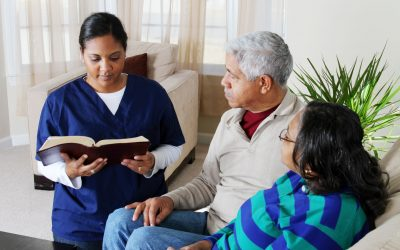 The Health Benefits of Religion and Spirituality in Seniors