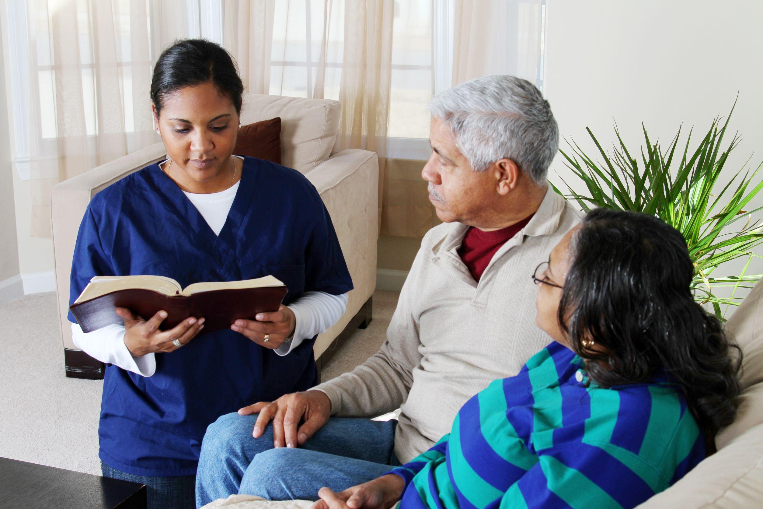 huntsville senior living bible study