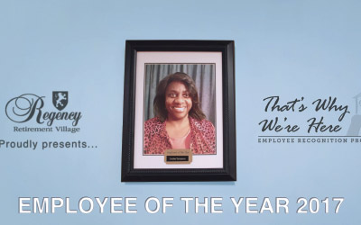 Our Employee of the Year: Louise Sampson