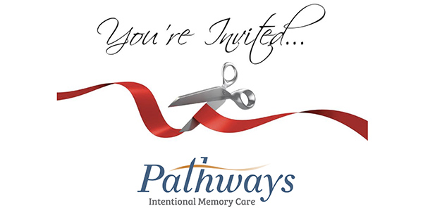 You're Invited To Celebrate Our Ribbon Cutting Ceremony