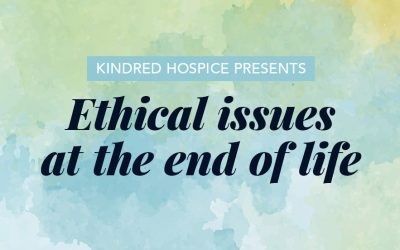 CEU Event: Ethical Issues at End of Life