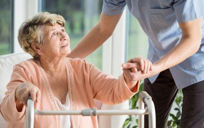 Behaviors and the Dementia Patient