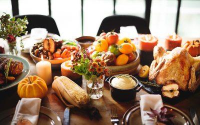 Regency's Thanksgiving Family Luncheon