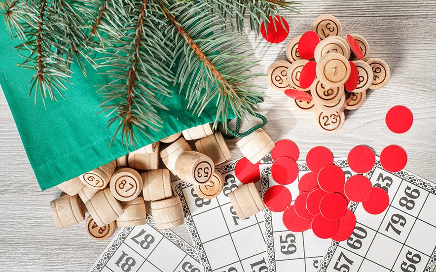 Christmas Bingo Benefit