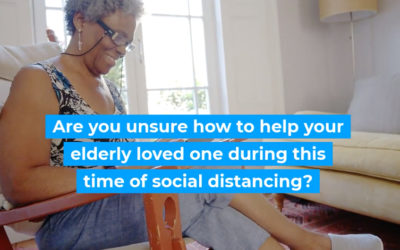 Helping Your Parents In The Time of Social Distancing