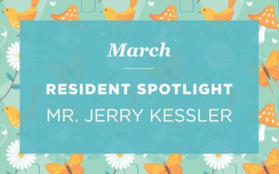 Mr. Jerry Kessler