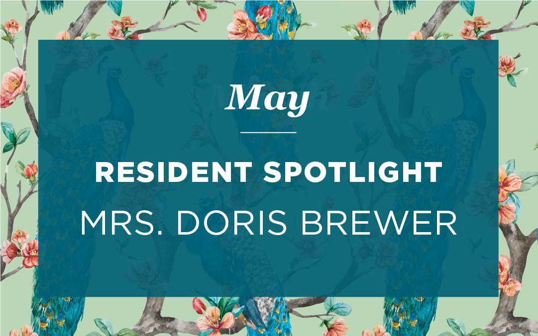 Mrs. Doris Brewer