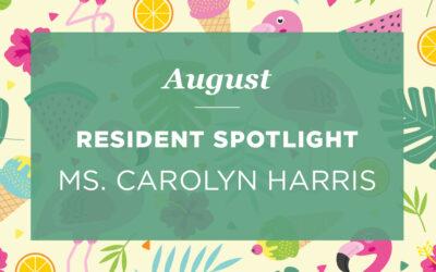 Ms. Carolyn Harris