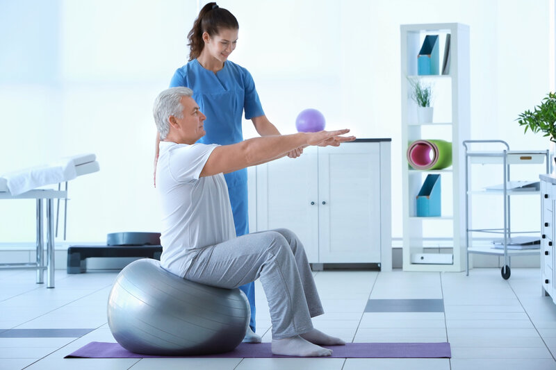 Therapy Corner– National Physical Therapy Month